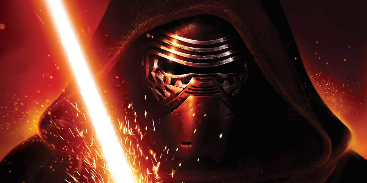 Kylo Ren - Star Wars: The Force Awakens