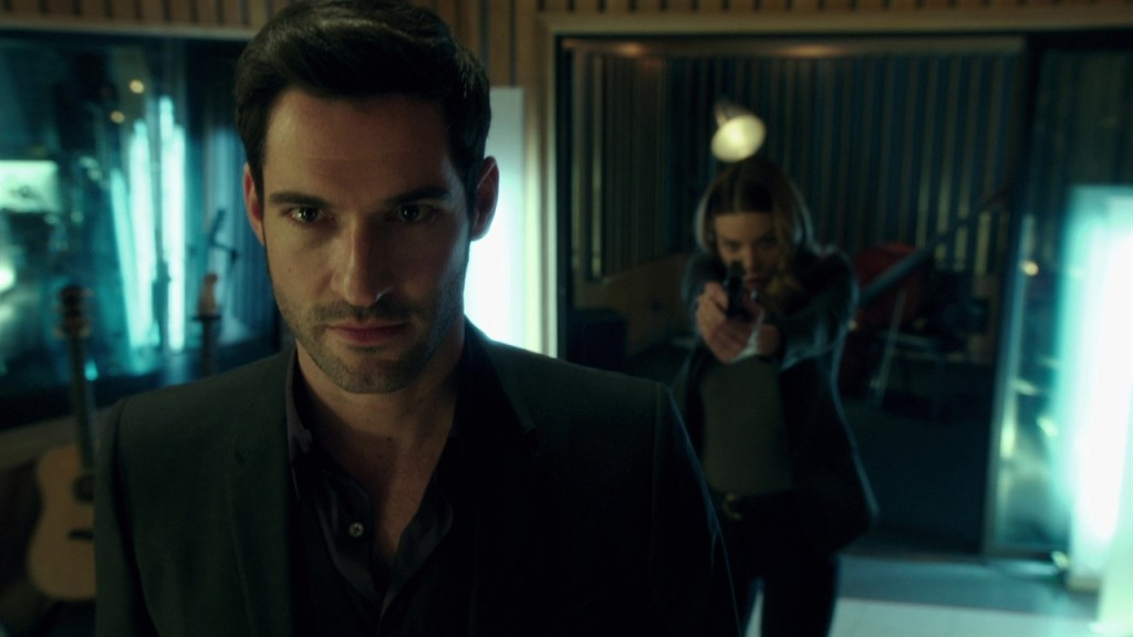 FOX's Lucifer - Tom Ellis