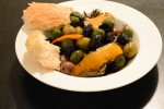 Try This Easy Italian Appetizer: Warm Orange-Rosemary Olives