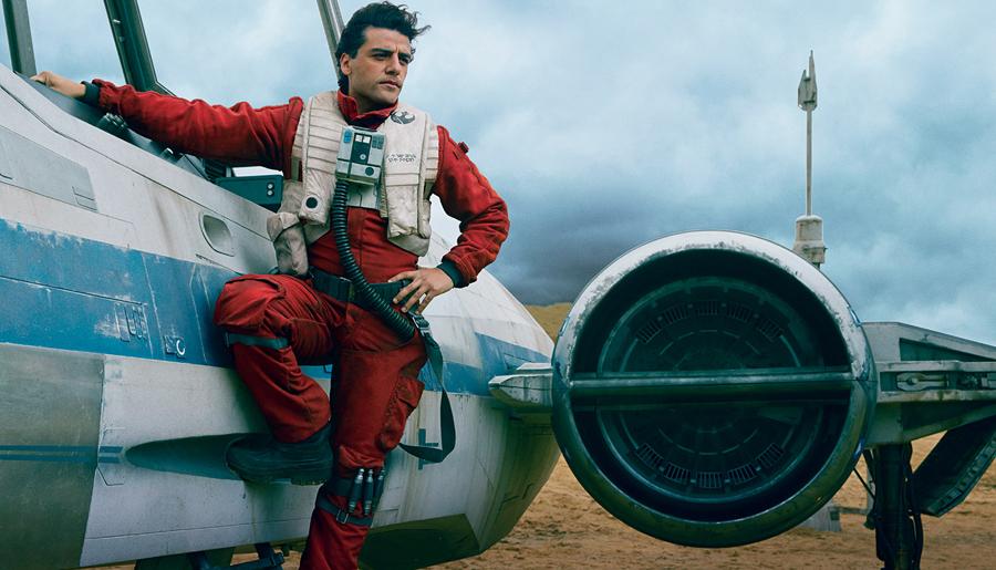Oscar Isaac - Poe Dameron, Star Wars: The Force Awakens