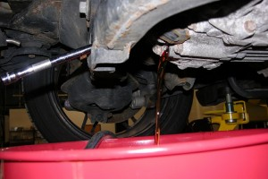 Auto Academy: What to Do When Fluid Leaks From Your Car