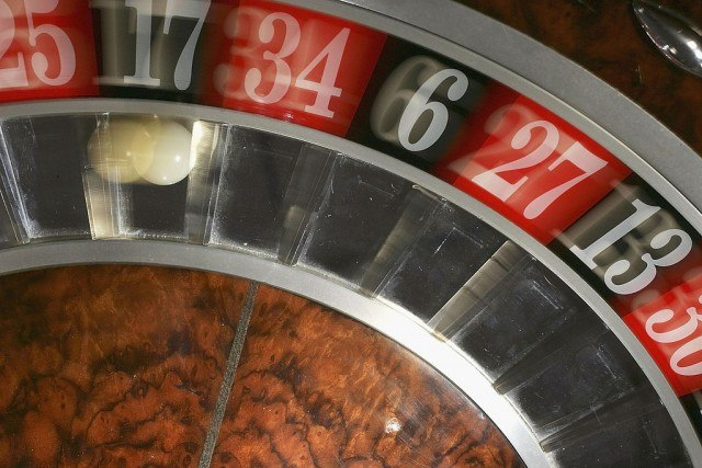 cheating the roulette wheel