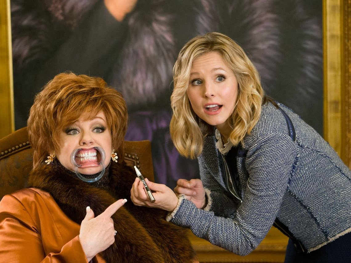 Melissa McCarthy, Kristen Bell in The Boss| Universal