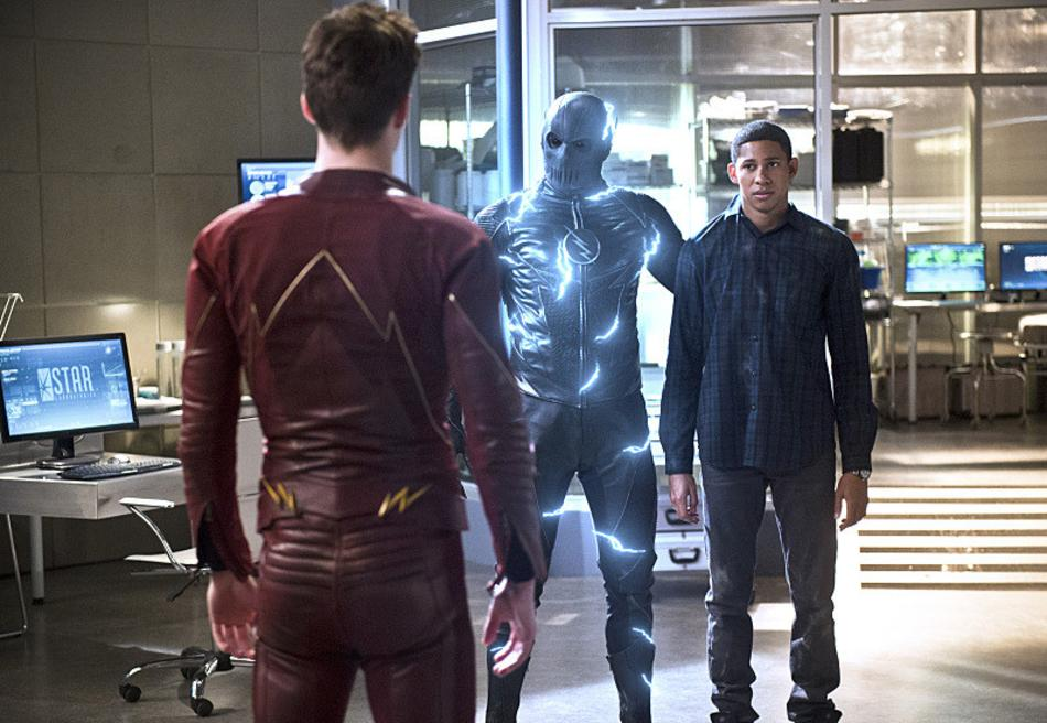 The Flash - 'Versus Zoom'