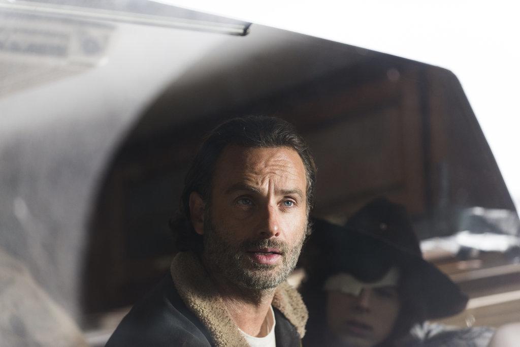 The Walking Dead Season 6 Finale - AMC