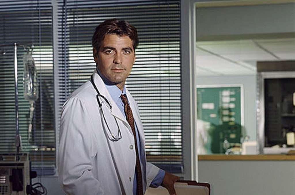 George Clooney in ER | NBC