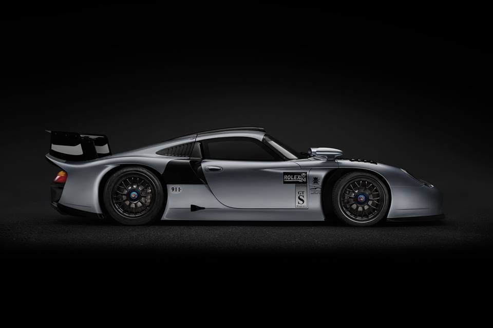 911 GT1 Evo