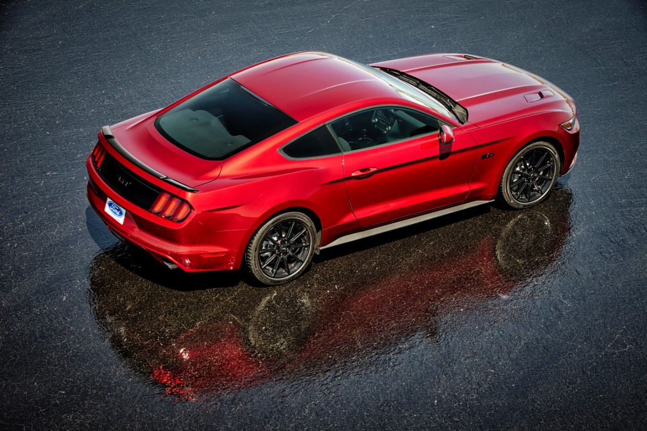 How about a 727 horsepower 2016 mustang for under 40k