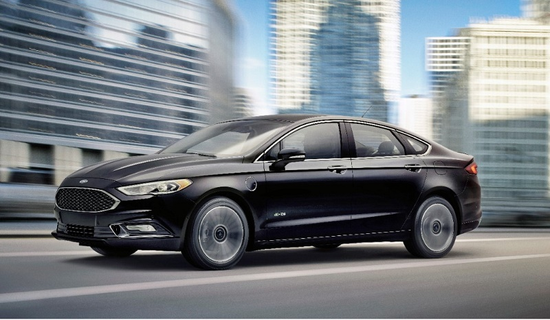 2017 Ford Fusion Energi, electric vehicle poll