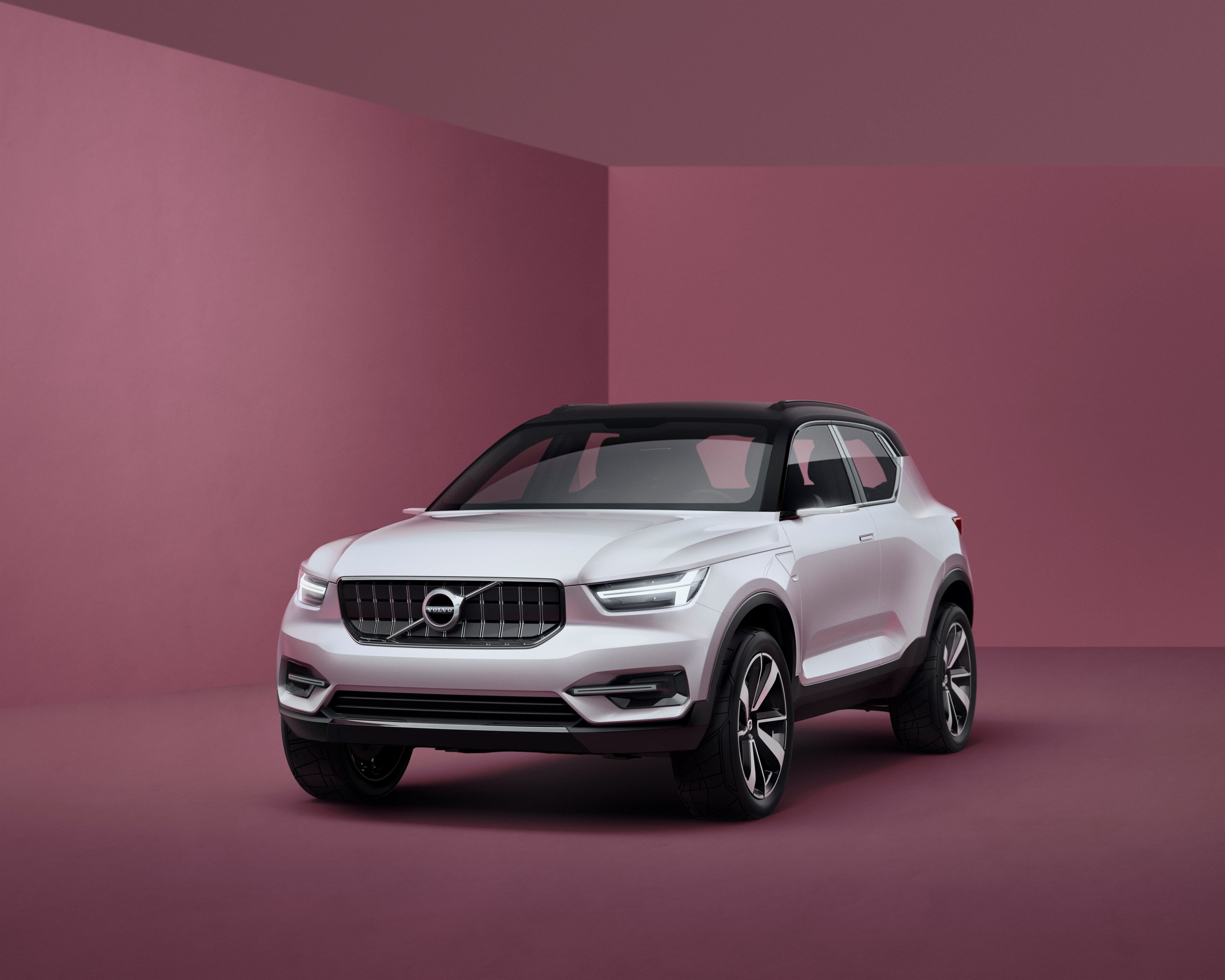 2016 Volvo Concept 40
