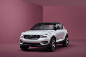 Volvo Will Build Compact Electric Car in 2019, Plus Larger Model