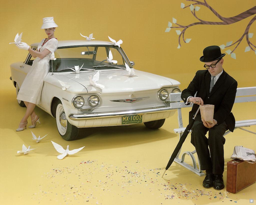 1960 Chevrolet Corvair 500 4-Door Sedan