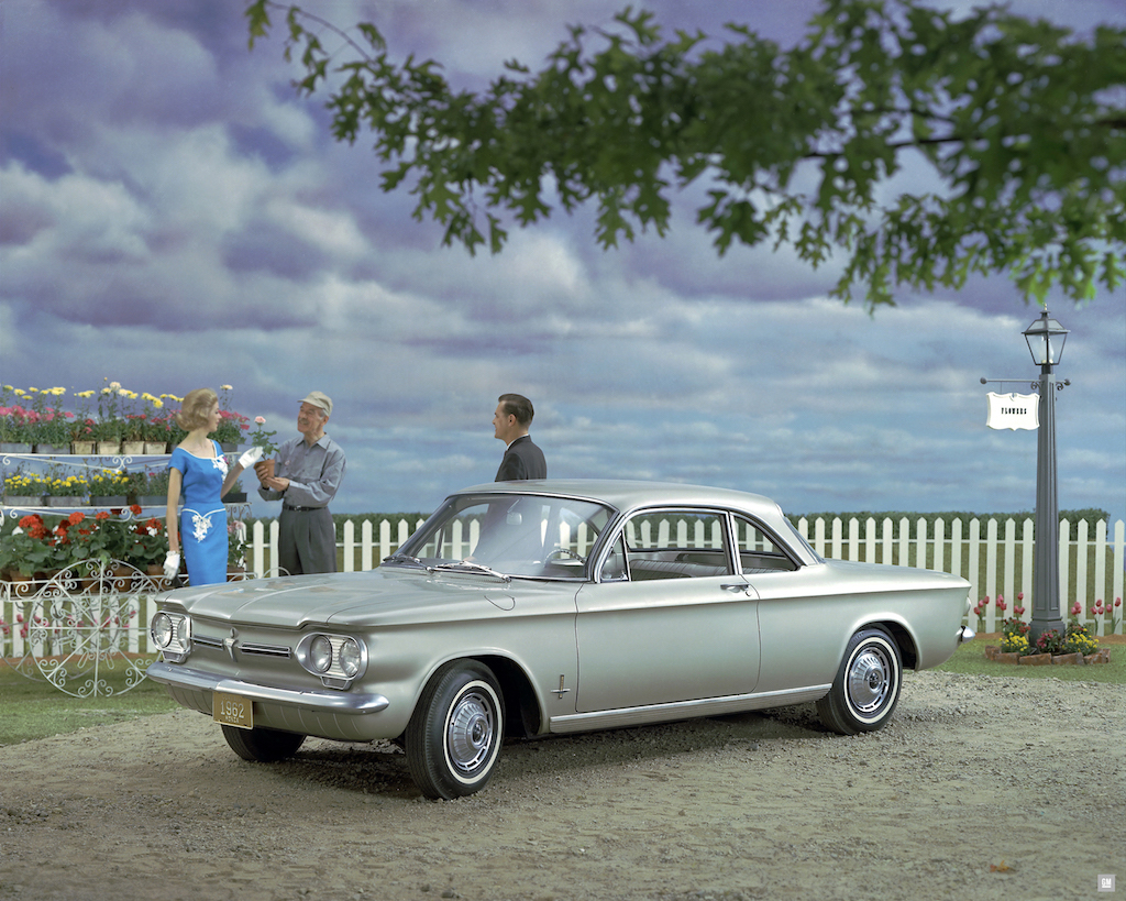 1962 Chevrolet Corvair Monza Club Coupe