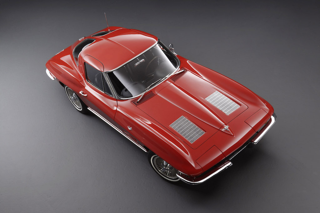1963 Sting Ray Corvette Chevrolet