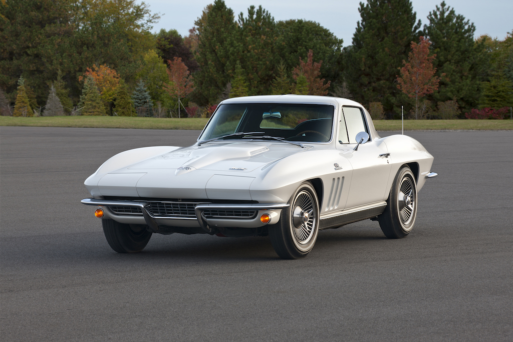 1966 Chevrolet Sting Ray Corvette