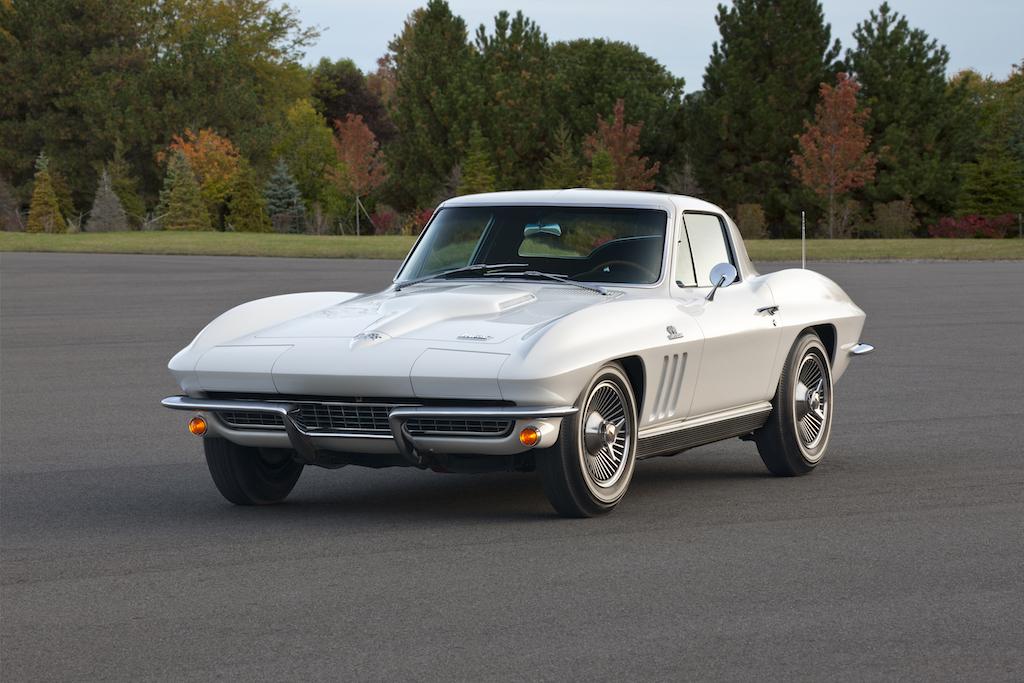 1966 Chevrolet Corvette Sting Ray Coupe