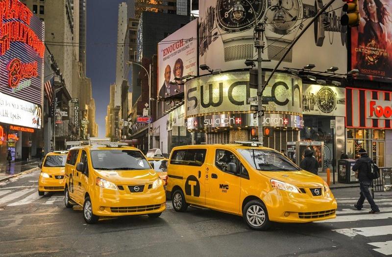 2014 nissan nv200 taxi