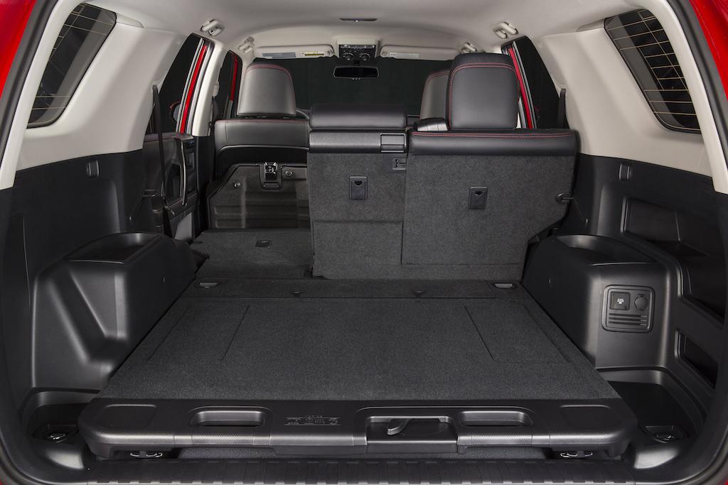 Elegant Toyota 4Runner Interior Good Ideas