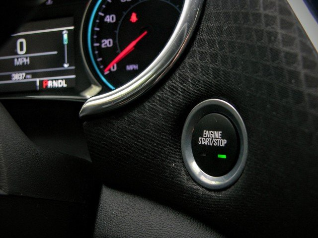 Push button start | Micah Wright/Autos Cheat Sheet
