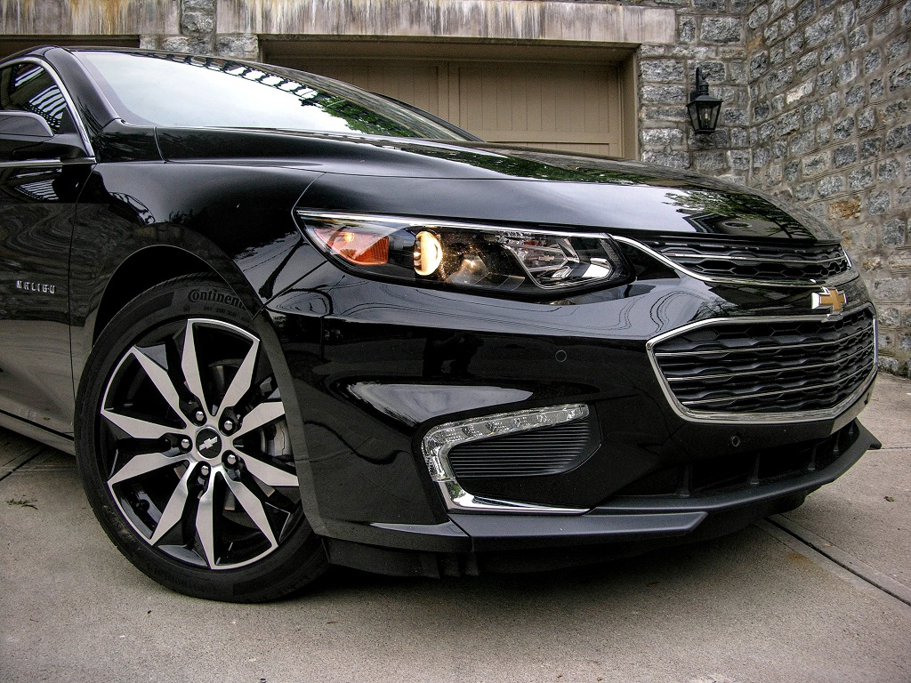 2016 chevrolet malibu review better in every measurable way. Black Bedroom Furniture Sets. Home Design Ideas