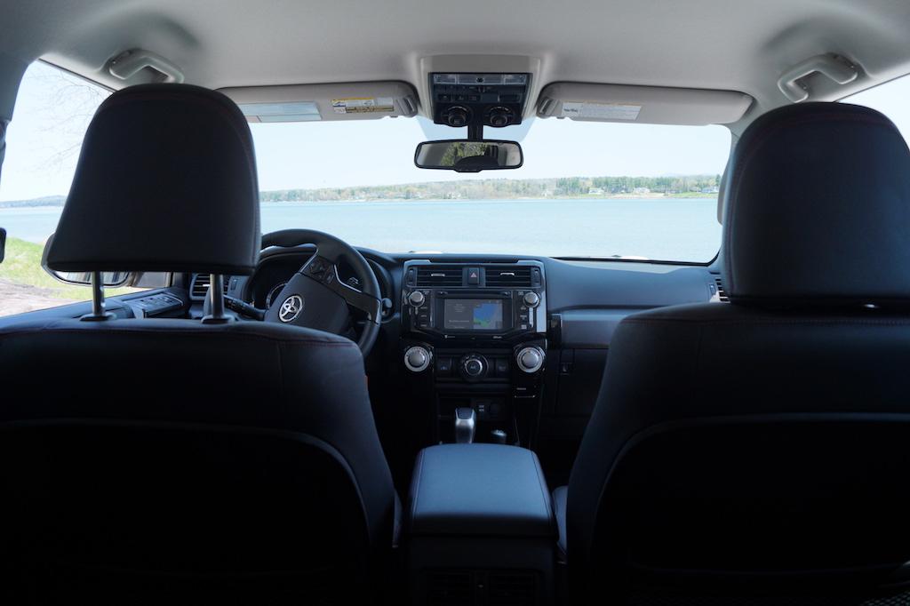 2016 Toyota 4Runner TRD-Pro 1
