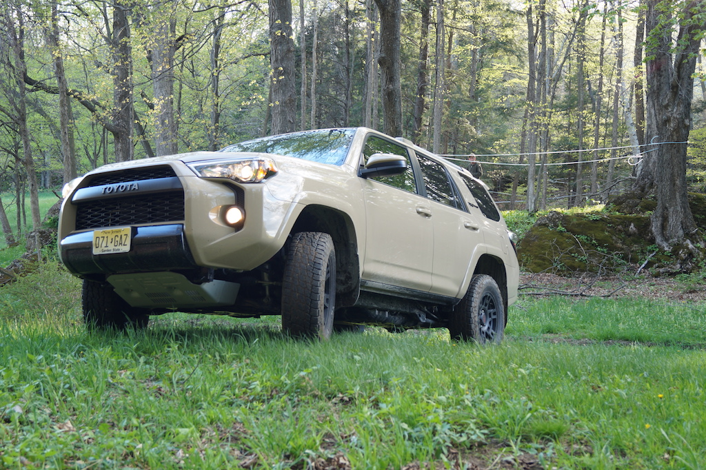 2016 toyota 4runner trd pro review the fj40 of the 21st century page 2. Black Bedroom Furniture Sets. Home Design Ideas