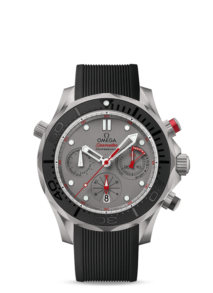 men's watch, omega, america's cup