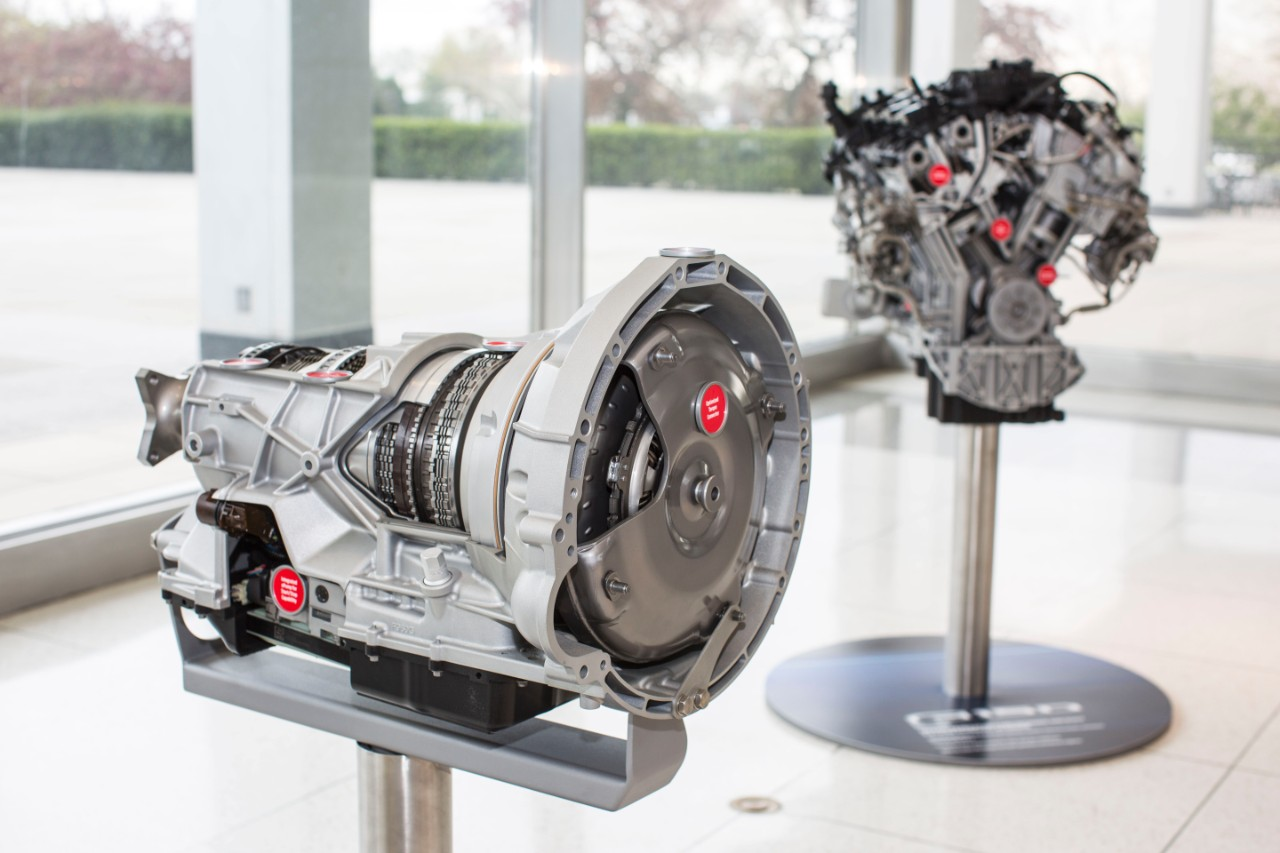 Gen 2 Ecoboost V6 and 10-Speed Transmission