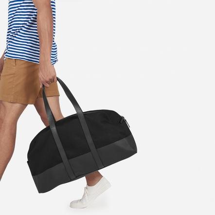 Everlane, duffle bag