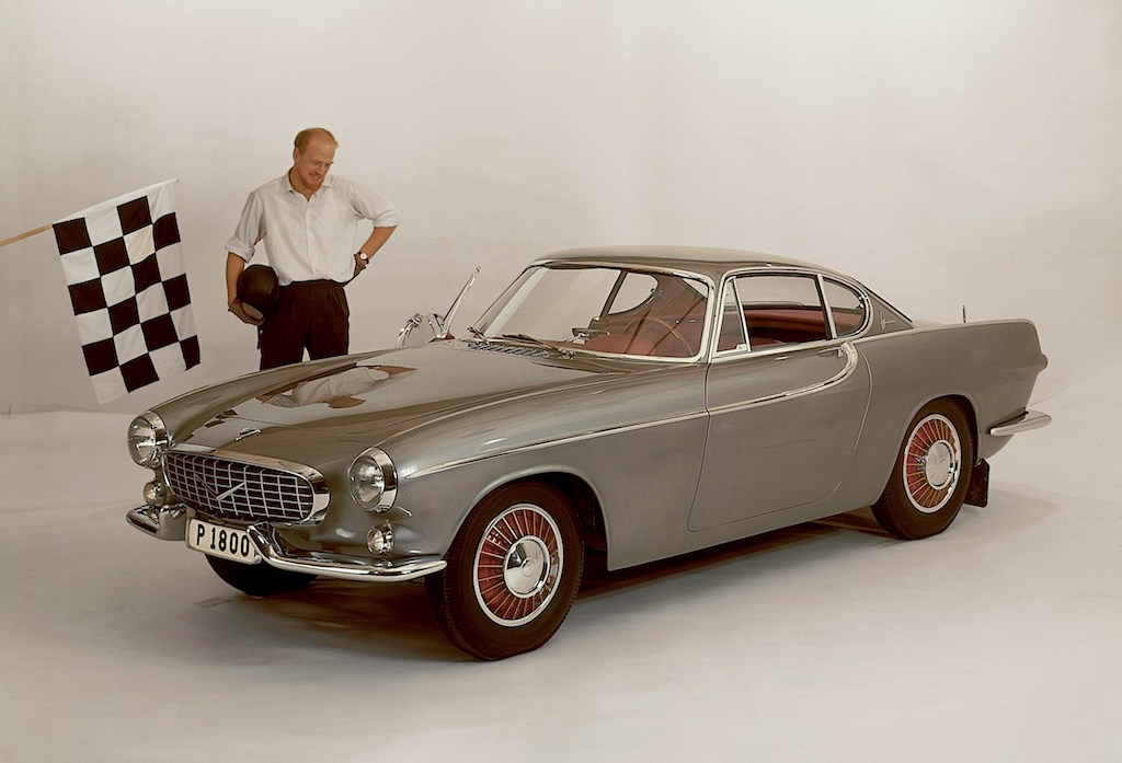 Why The P1800 Is Everybody S Favorite Volvo