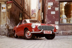 Why the P1800 Is Everybody's Favorite Volvo