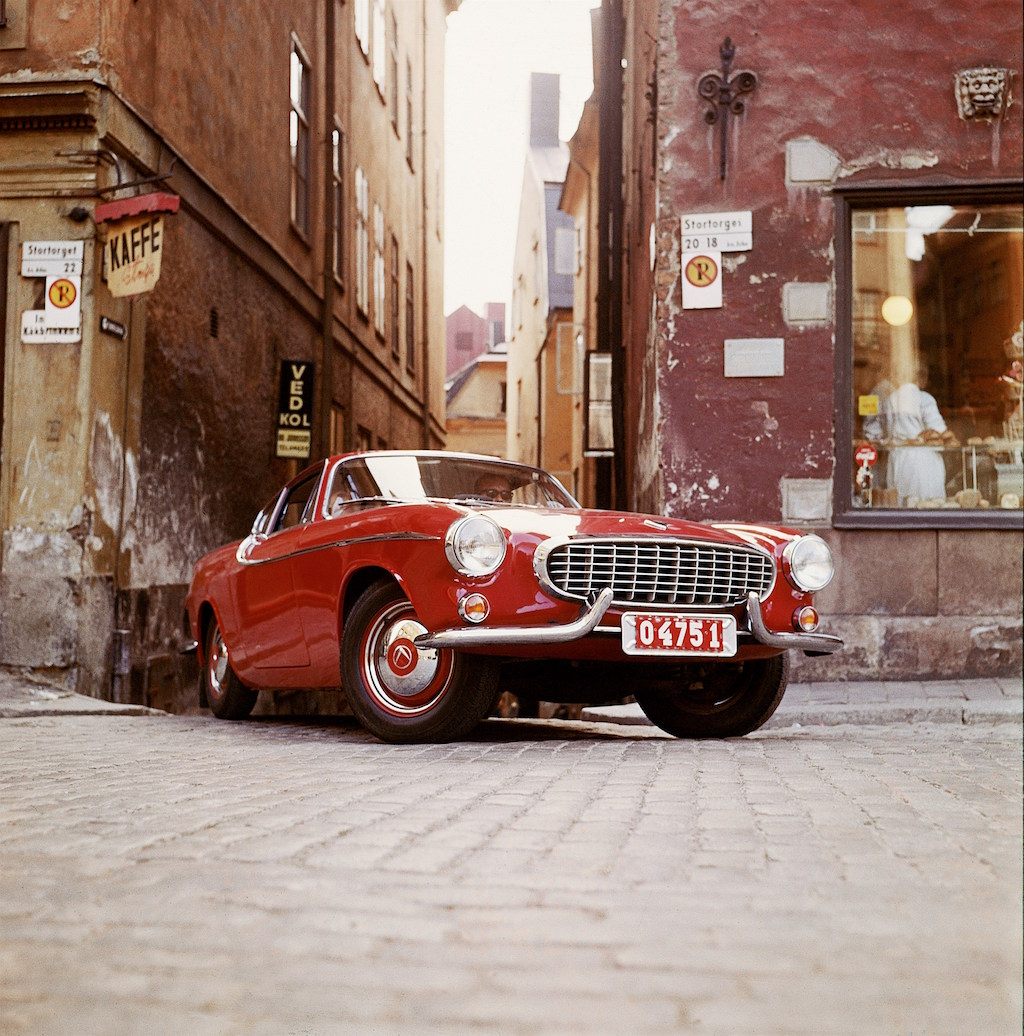 Why the P1800 Is Everybody\'s Favorite Volvo