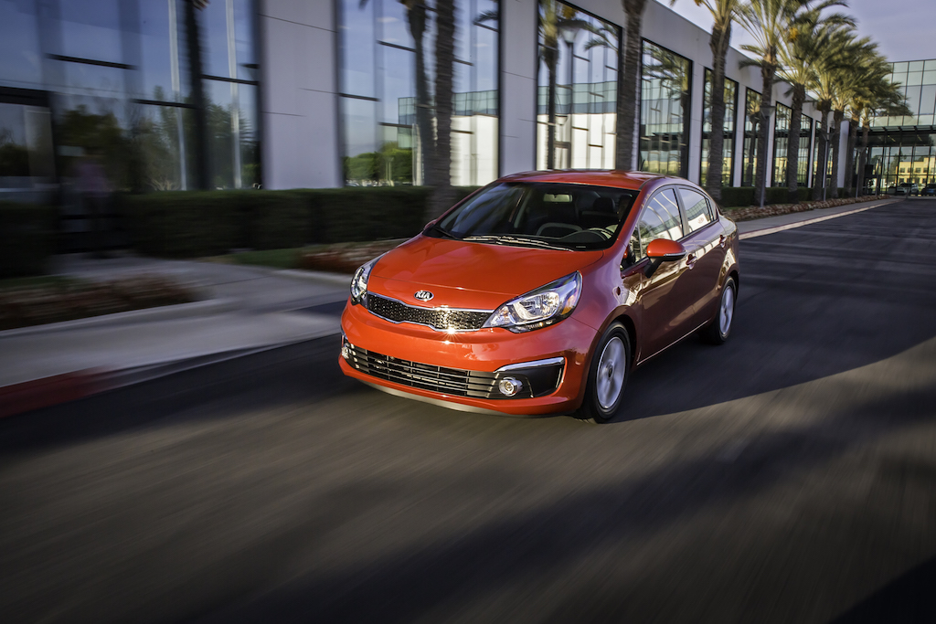 Kia Rio, least-loved car by Consumer Reports