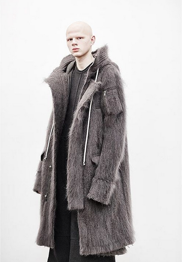 rick owens, men's fashion, game of thrones fashion