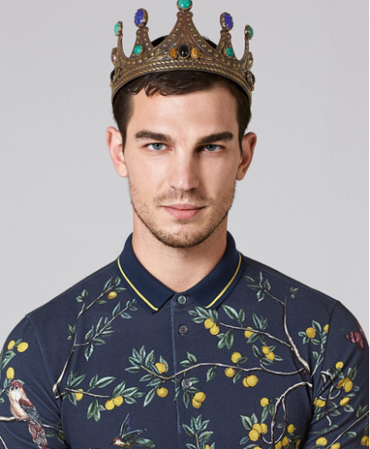 Dolce & Gabbana, Game of Thrones fashion, men's style