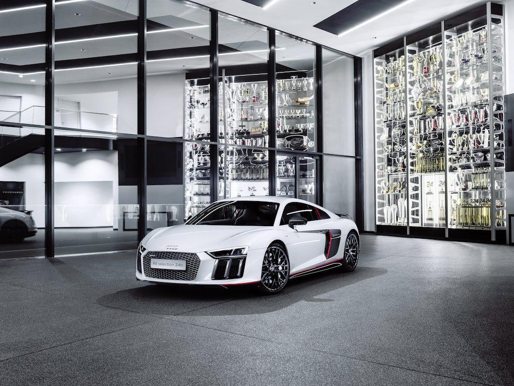 Audi R8 Coupé V10   Source: Audi