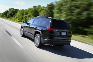 8 Things We Learned About the 2017 GMC Acadia