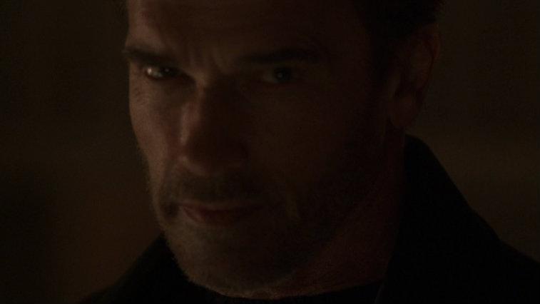 Arnold Schwarzenegger in End of Days, lead actor