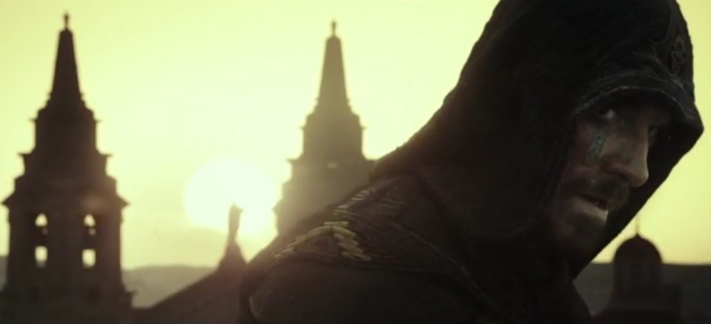 Assassin's Creed - Michael Fassbender