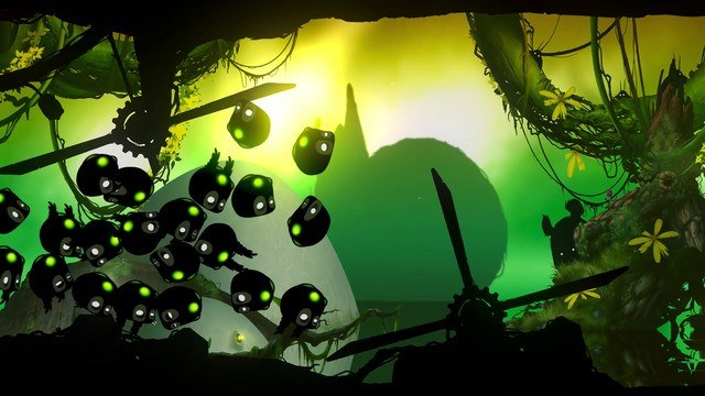 BADLAND - Apple TV apps