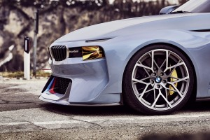 Small and Sinister: The BMW 2002 Turbo Hommage Concept