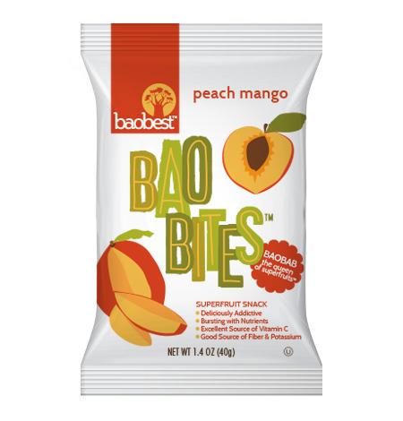 BaoBites Superfruit healthy snacks