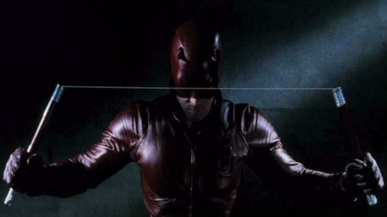 Ben Affleck in Daredevil