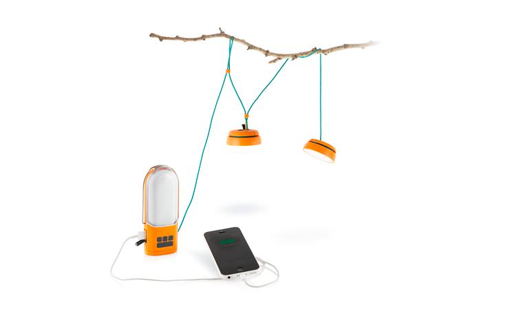 BioLite NanoGrid - camping gear
