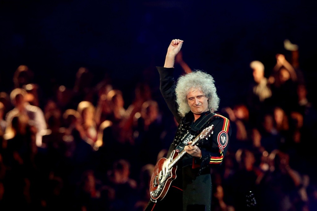 brian may queen thesis