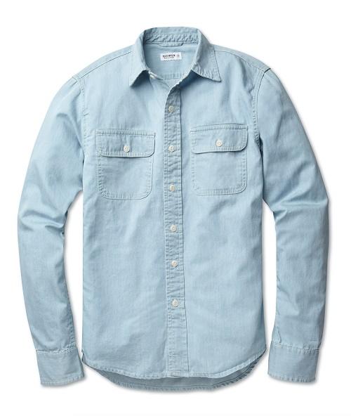 Buck Mason shirt