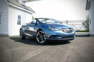 Quick Drive: 2016 Buick Cascada Brings Back Convertible Cruising