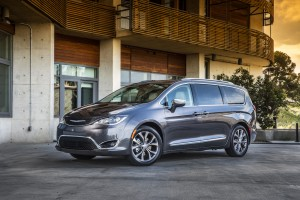 Quick Drive: The 2017 Chrysler Pacifica Lives Up to the Hype