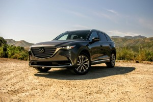 5 Things We Learned About the 2016 Mazda CX-9