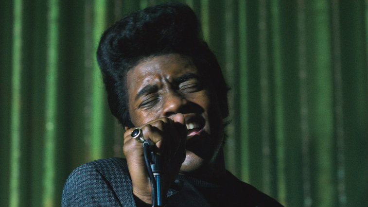 Chadwick Boseman in Get on Up